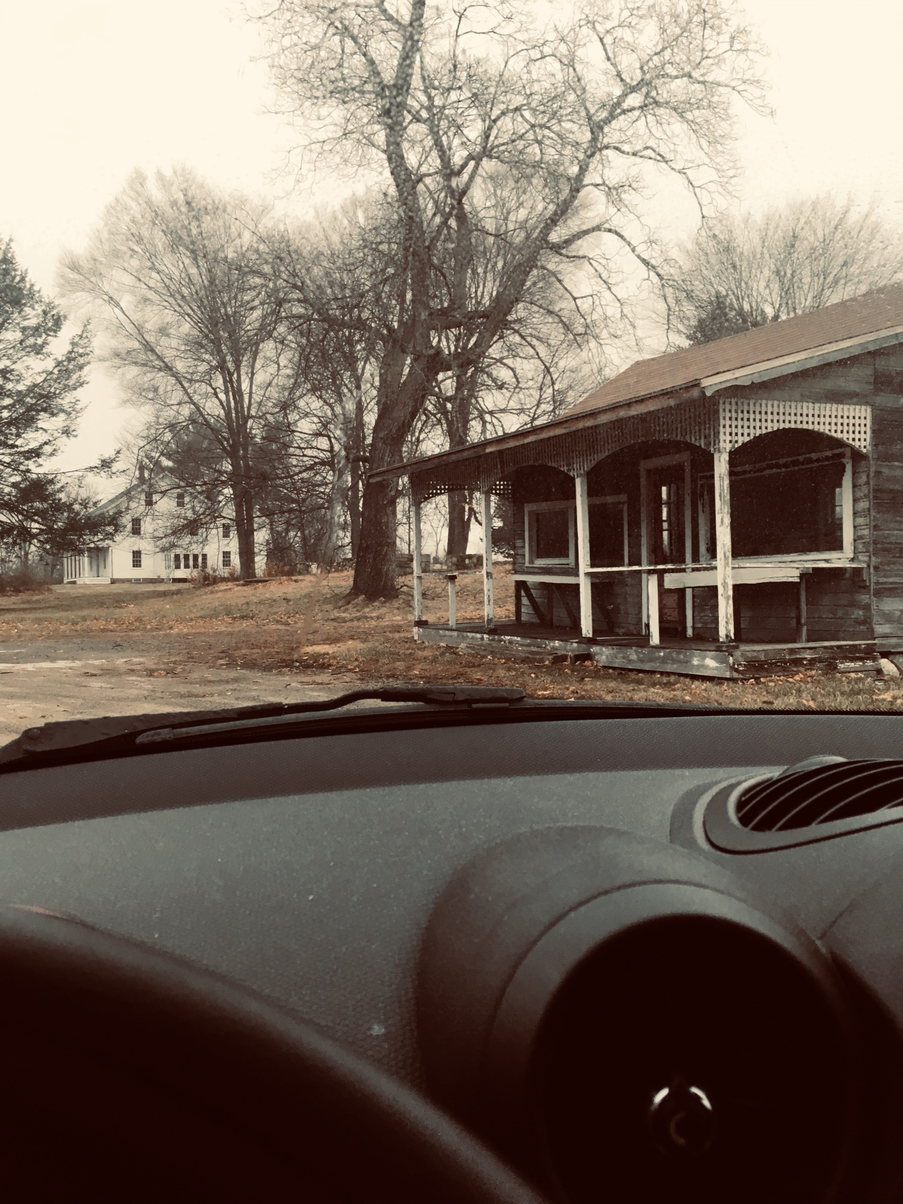 driving up
