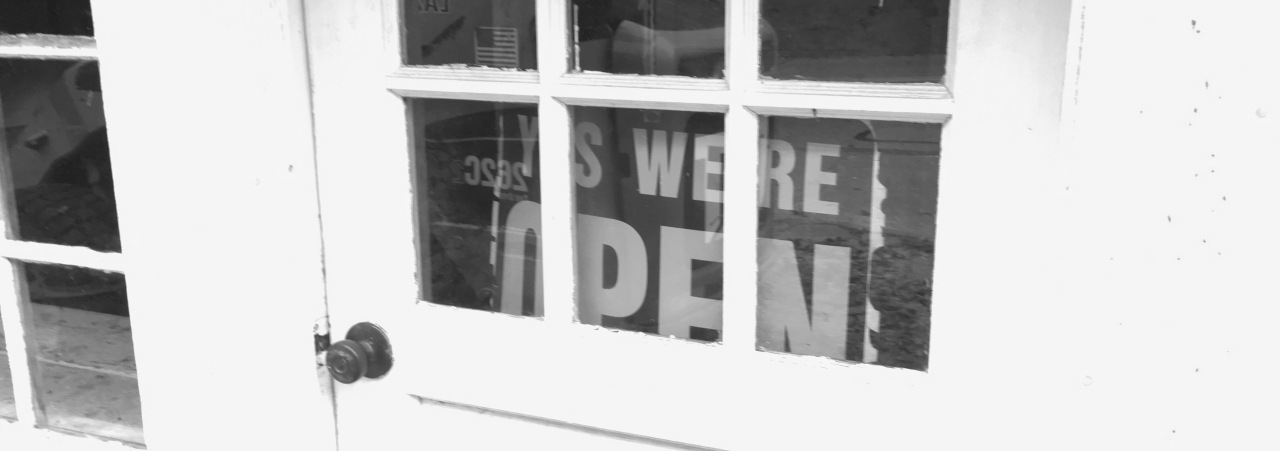 we are open2