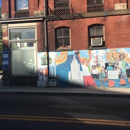 mural near mohican