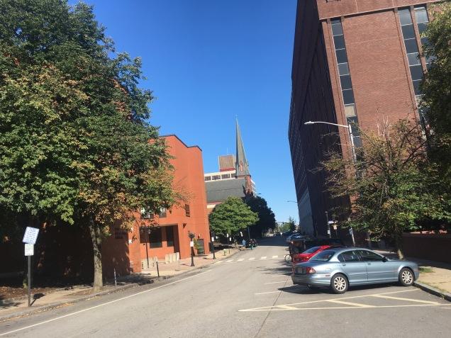 new allen street
