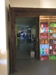 tea facility